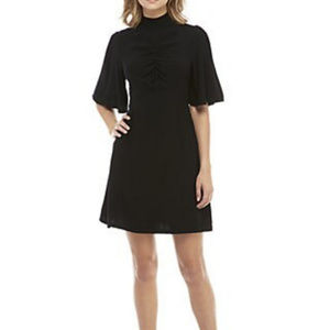 NWT Free People Womens My Baby Runched Mini Dress